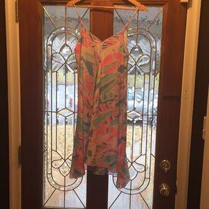 Flowy Lilly Pulitzer Summer dress